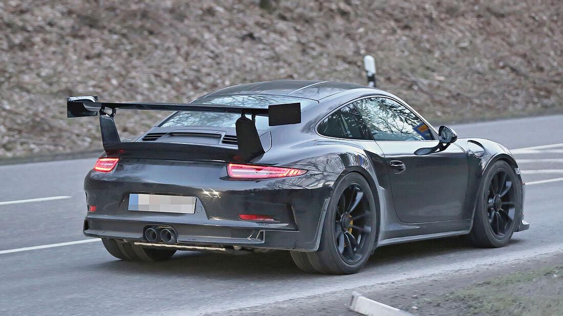 02/2014,Erlkönig,Porsche GT3 RS