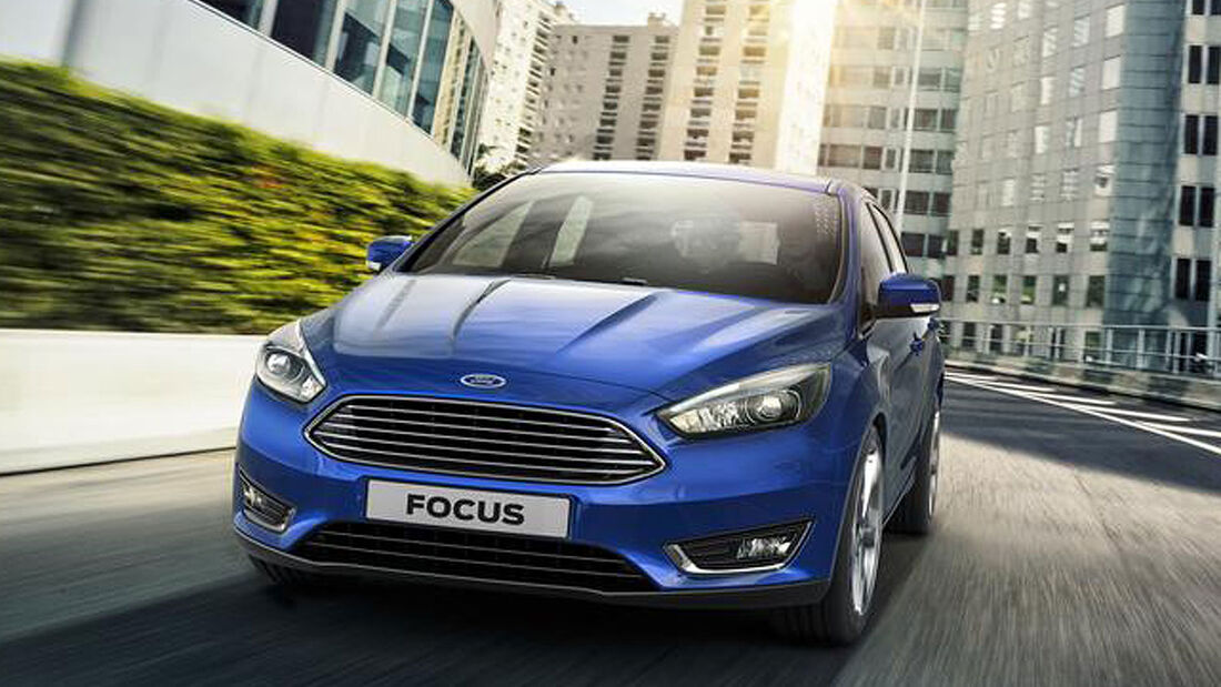 02/2014, Ford Focus Facelift