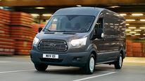 02/2014, Ford Transit Nutzfahrzeug Transporter