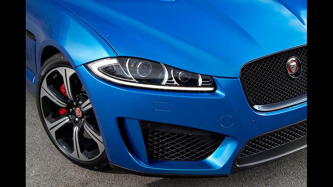 02/2014, Jaguar XFR-S Sportbrake Sportkombi