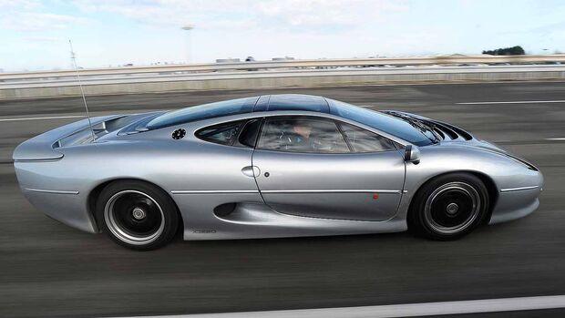 02/2014 Jaguar XJ220 Auto der Woche