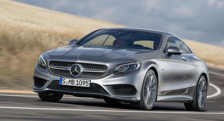 02/2014, Mercedes S-Klasse Coupé
