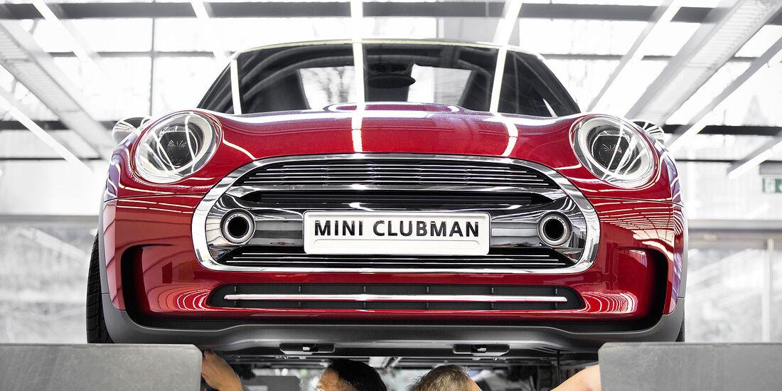 02/2014, Mini Clubman Concept