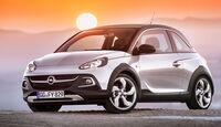 02/2014, Opel Adam Rocks, Sperrfrist 19.2.2014 12.00 Uhr