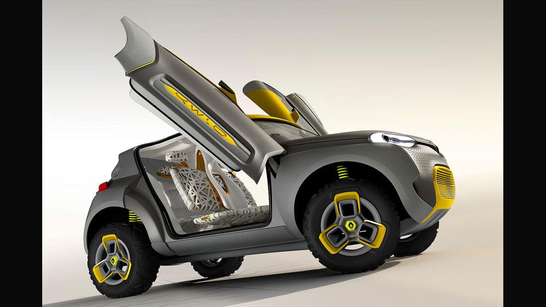 02/2014, Renault KWID Concept Delhi