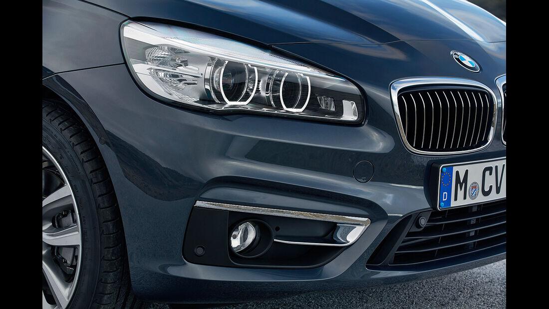 02/2015 BMW 2er Gran Tourer 13.2.2015 Sperrfrist
