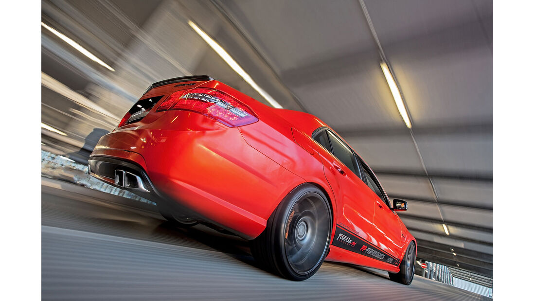 02/2015 Fostla Mercedes E 63 AMG