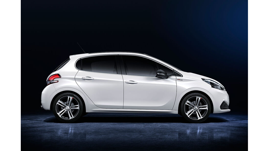 02/2015 Peugeot 208 Facelift Sperrfrist 19.2.5.00 Uhr