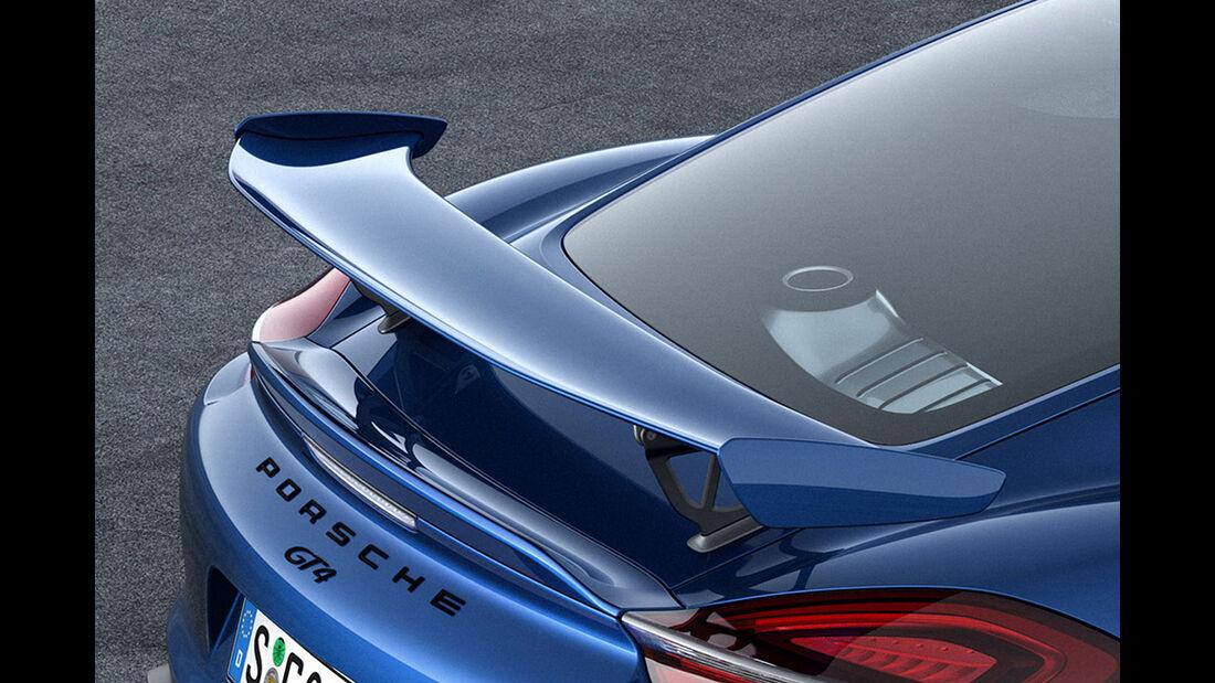 02/2015 Porsche Cayman GT4 Genf