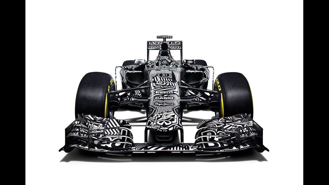 02/2015 Red Bull RB11 Präsentation