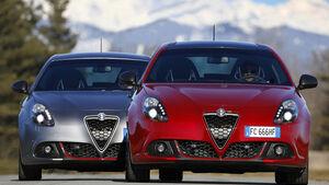 02/2016, Alfa Romeo Giulietta Facelift