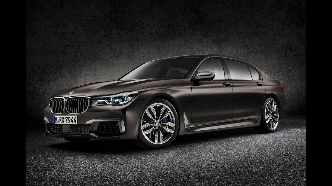 02/2016 BMW M760Li xDrive