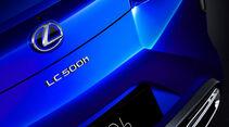 02/2016, Lexus LC 500h