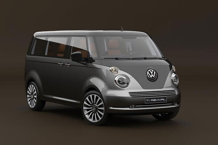 02/2016 Volkswagen T1 Revival Concept