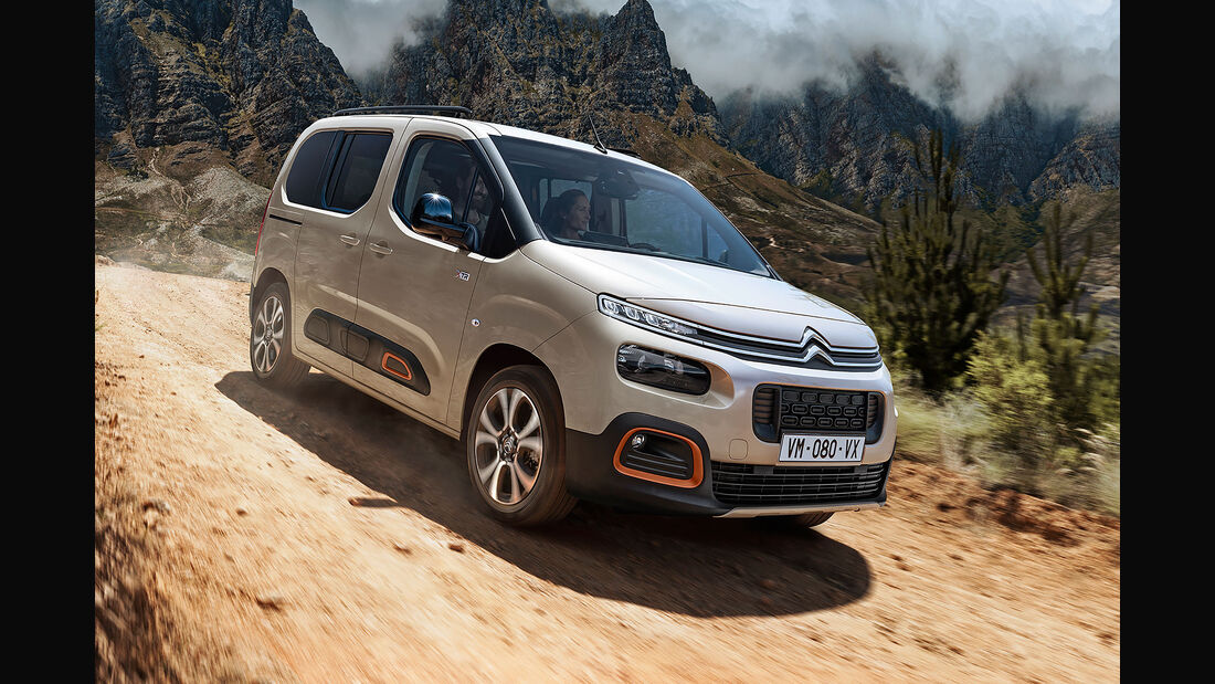 02/2018, Citroen Berlingo