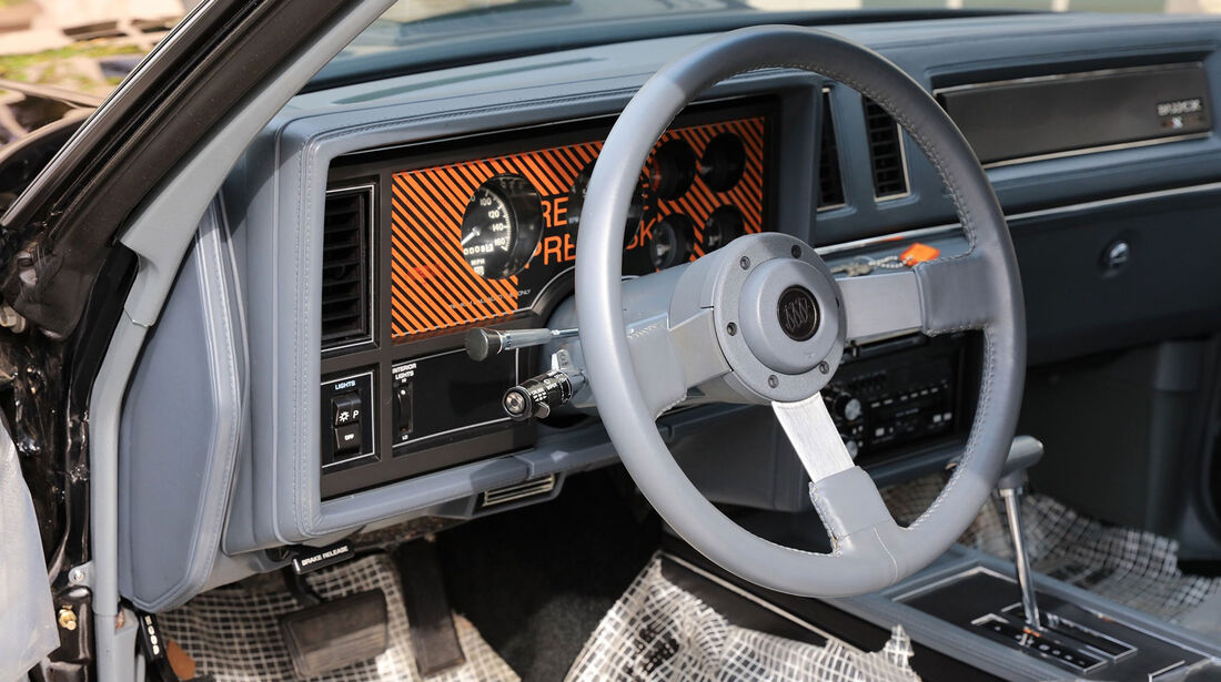 02/2019, 1987 Buick GNX