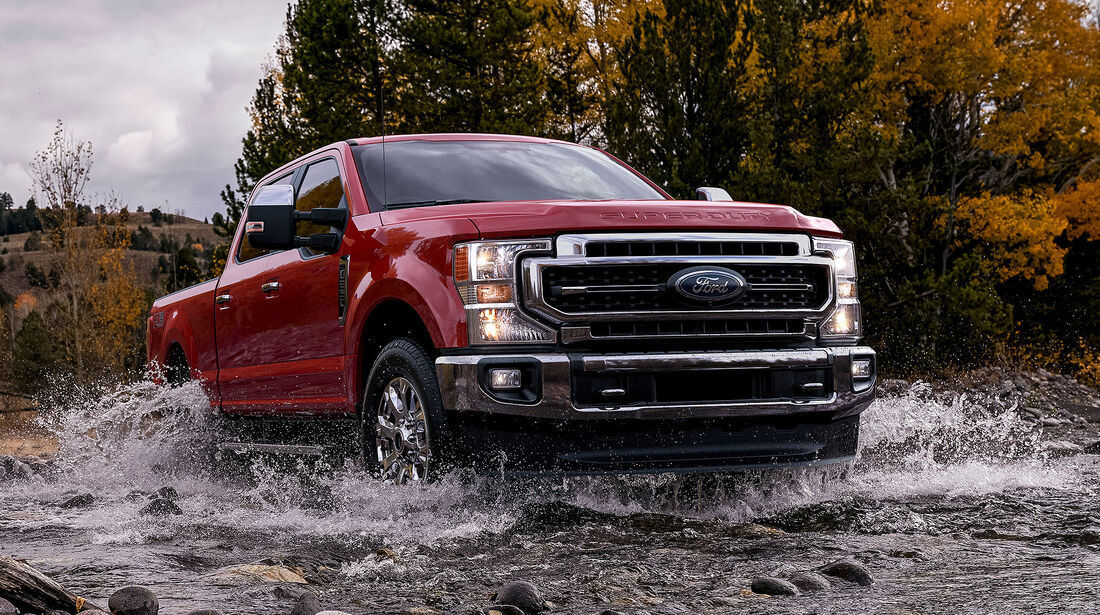 02/2019, 2020 Ford F-250 Super Duty