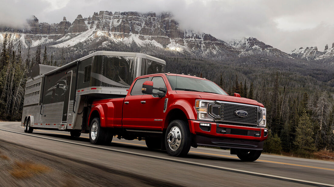 02/2019, 2020 Ford F-450 Super Duty