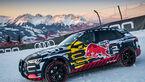 02/2019, Audi E-Tron Quattro Streif Kitzbühel