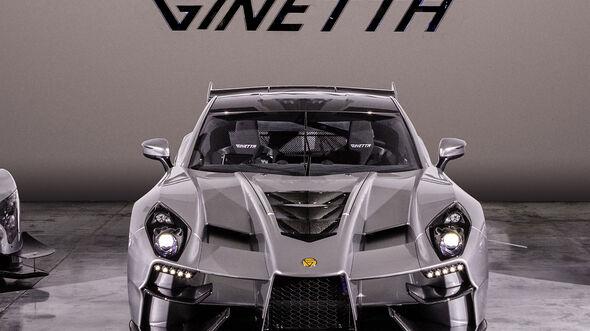 02/2019, Ginetta Supercar