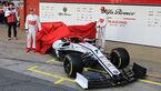 02/2019 Sauber C38 – Formel 1 – Barcelona - 2030