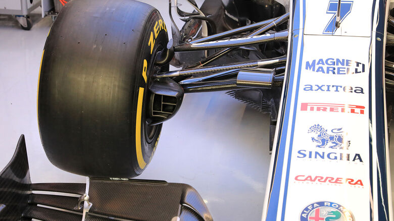 02/2019 Sauber C38 – Formel 1 – Barcelona - 2038