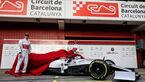 02/2019 Sauber C38 – Formel 1 – Barcelona - 2046
