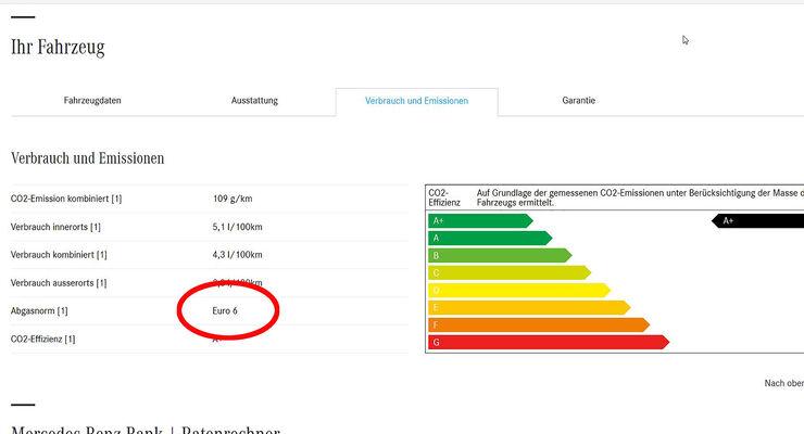 Euro 6d Temp Autokauf Intransparenz Bei Der Abgasnorm