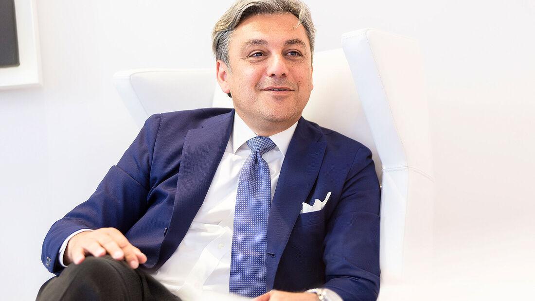 02/2019, Seat-CEO Luca de Meo