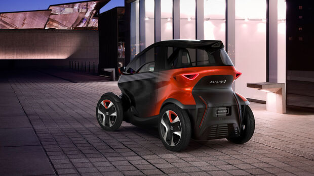 02/2019, Seat Minimo Micro Mobility Concept Car