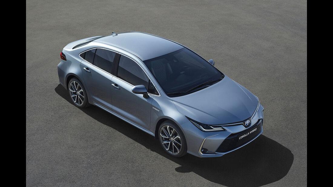 02/2019 Toyota Corolla Europaversion