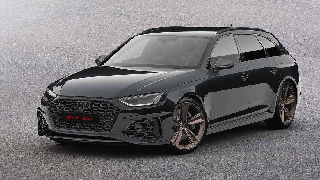 02/2020, Audi RS4 Avant Bronze Edition