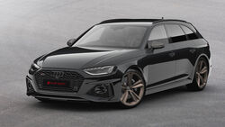 02/2020, Audi RS4 Avant Bronze Edition