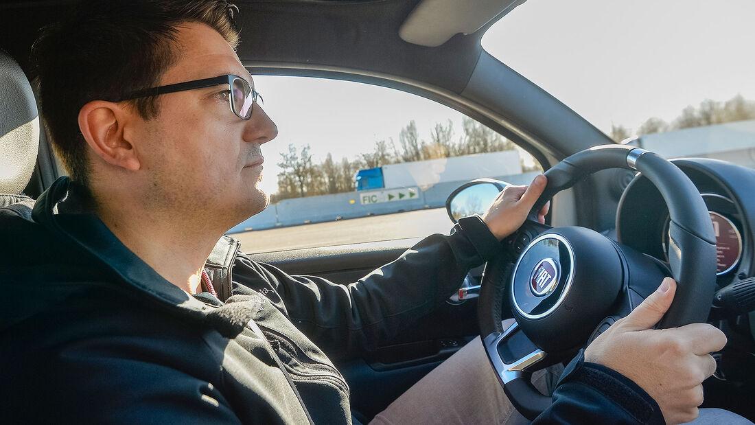 02/2020, Fiat 500 Cabrio Hybrid