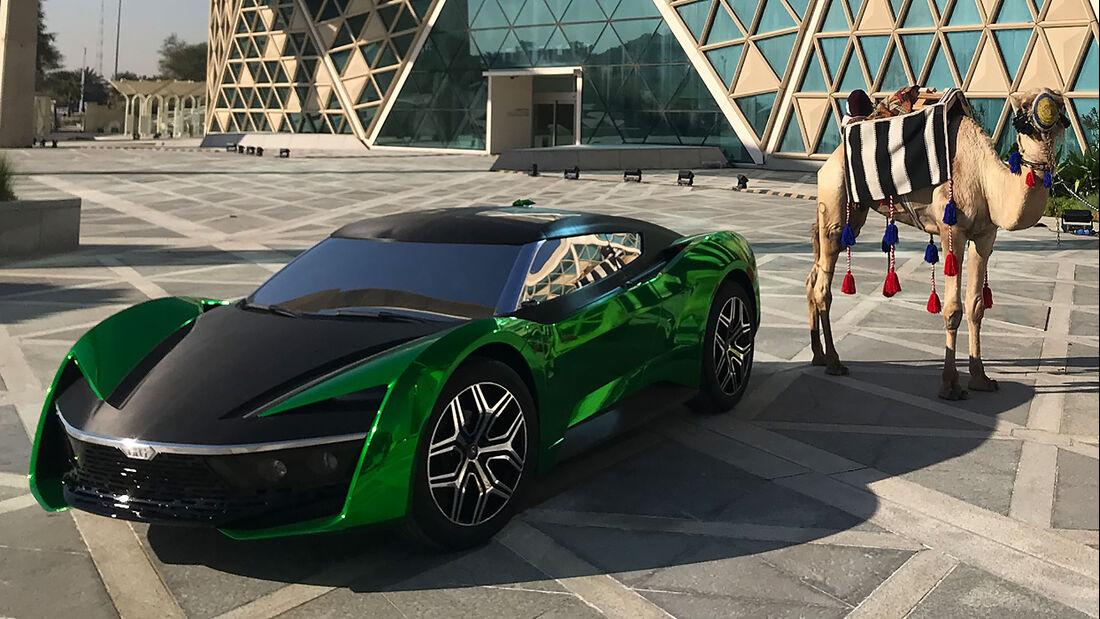 02/2020, GFG Style 2030 Electric Hyper SUV