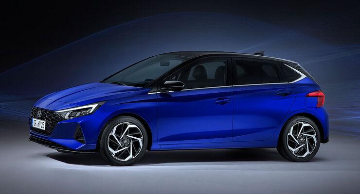02/2020; Hyundai i20
