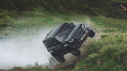 02/2020, Land Rover Defender James Bond