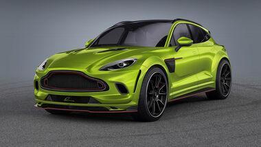 02/2020, Lumma CLR AM auf Basis Aston Martin DBX