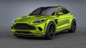 02/2020, Lumma CLR AM auf Basis Aston Martin DBX