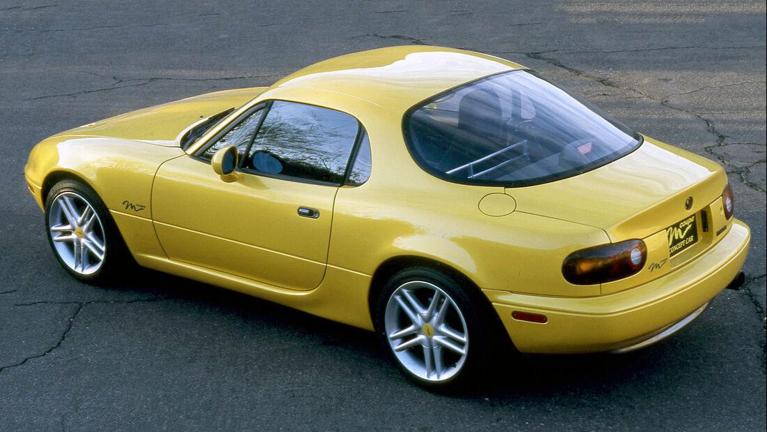 02/2020, Mazda MX-5 Miata NA M Coupe Concept