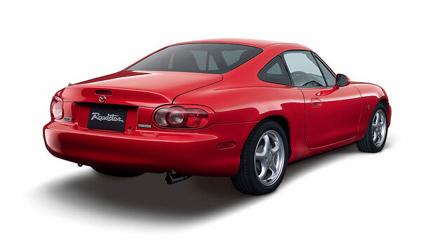02/2020, Mazda MX-5 Miata NB Coupe