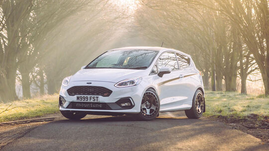 02/2020, Mountune Ford Fiesta ST m235