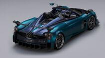 02/2020, Pagani Huayra Roadster BC