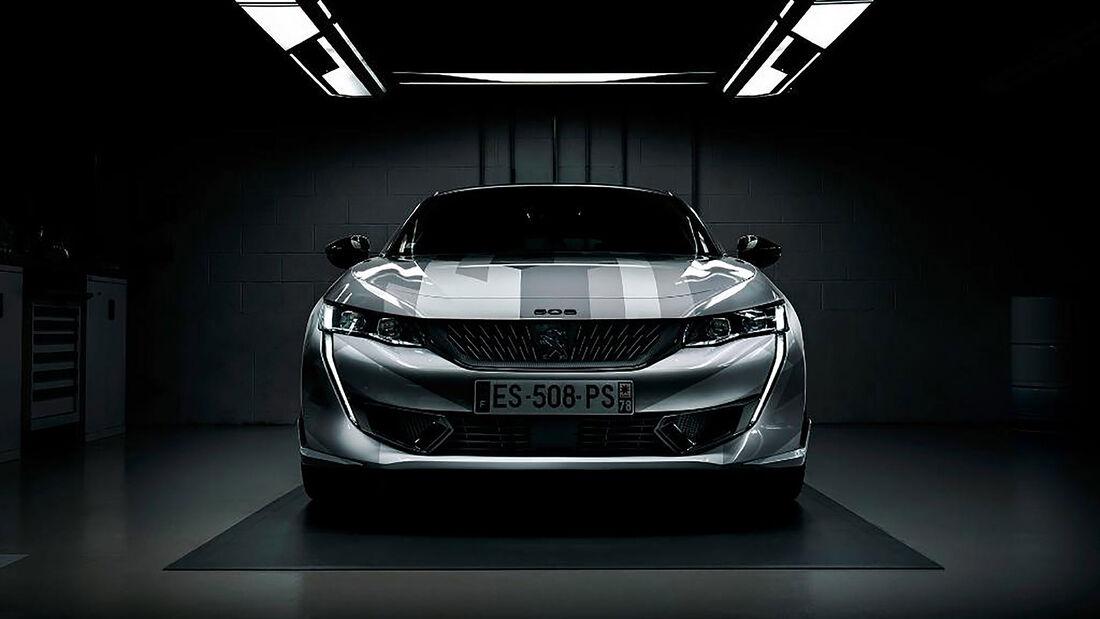 02/2020, Peugeot 508 PSE