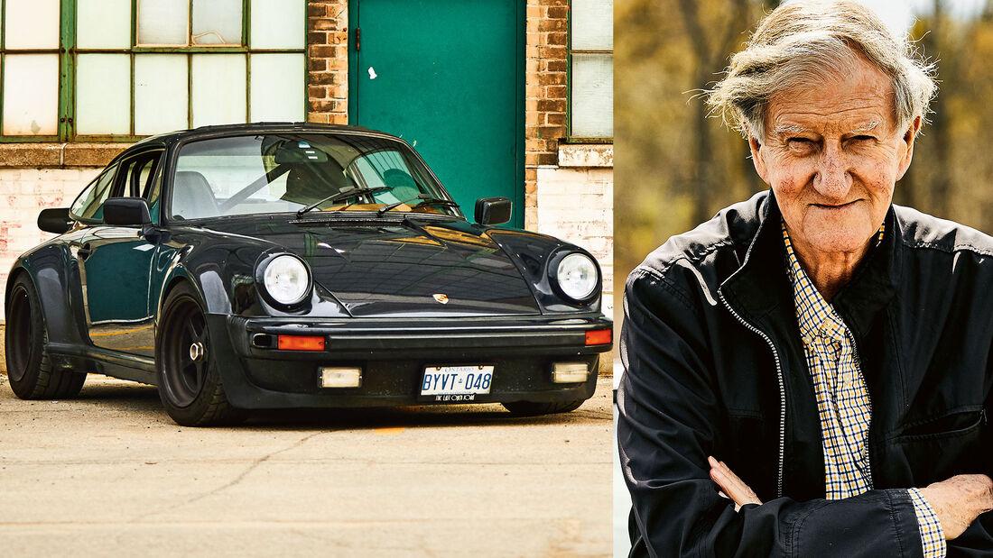 02/2020, Porsche 911 Turbo (930) mit 1,2 Mio. km