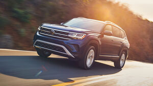 02/2020, VW Atlas Facelift Modelljahr 2021