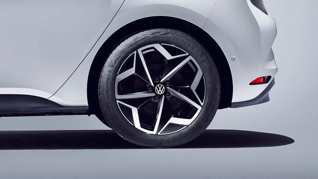 02/2020, VW ID.3 Technik