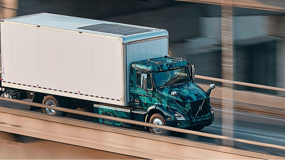 02/2020, Volvo VNR Electric