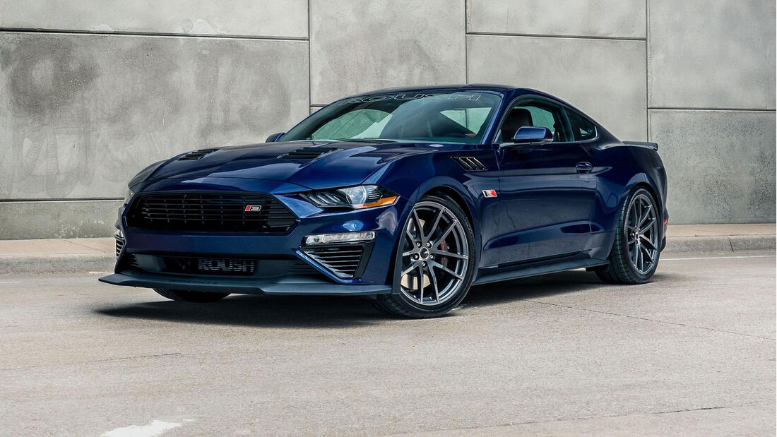 02/2021, 2021 Roush Performance Ford Mustang Stage 3
