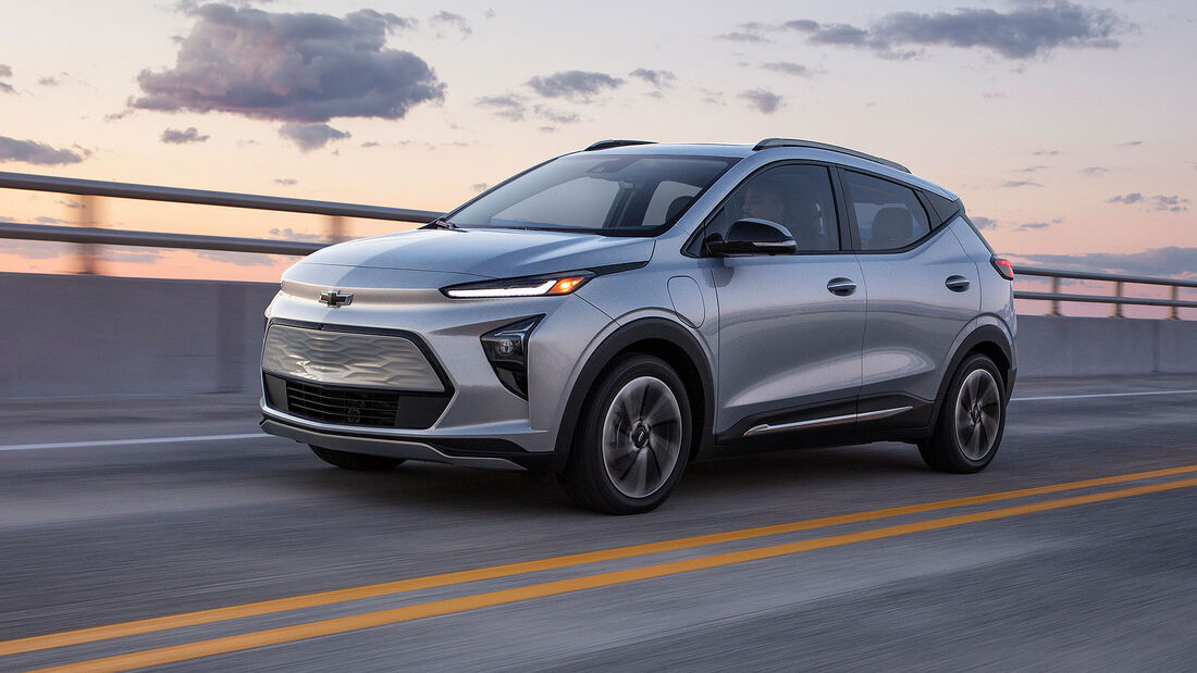 02/2021, 2022 Chevrolet Bolt EUV